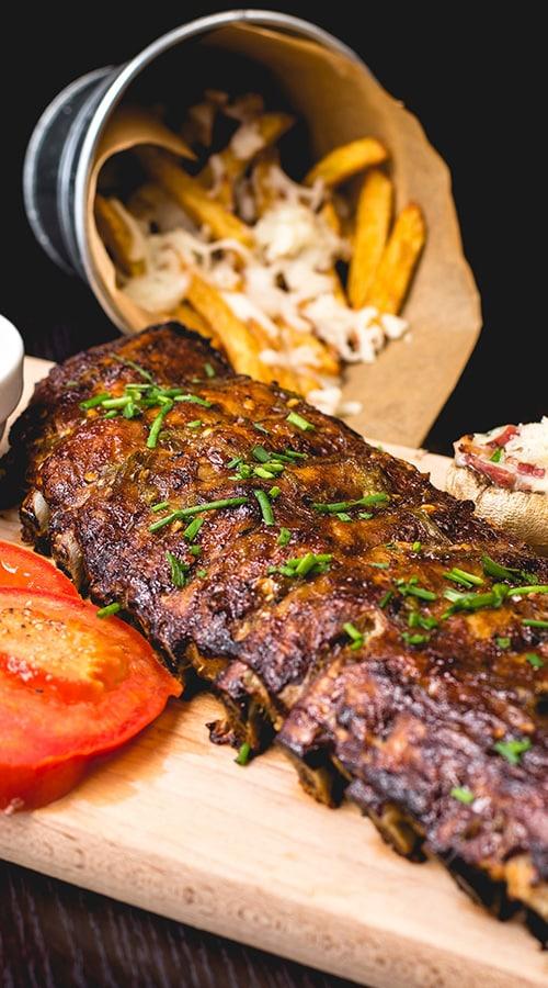 spare ribs amsterdam bij steakhouse al salta